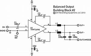 Balanced Input  Output Assembly Guide  U2013 Diy Recording Equipment