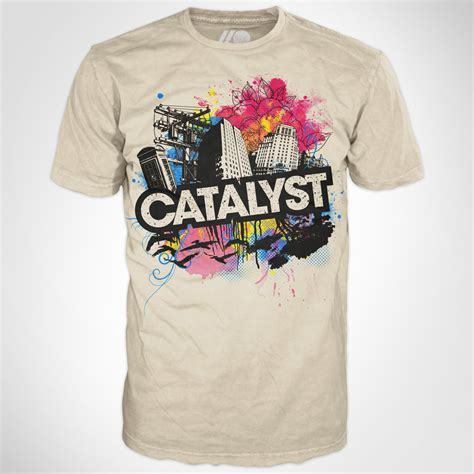 t shirt design catalyst conference t shirt designs