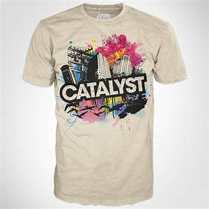 Catalyst Conference T-shirt Designs