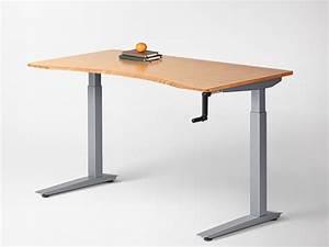 Fully Jarvis Crank Standing Desk