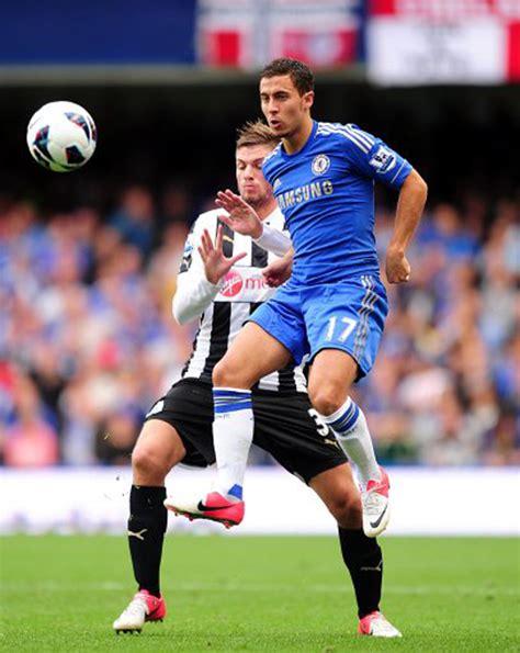 Chelsea 2-0 Newcastle – Hazard Hot-Streak Continues As ...