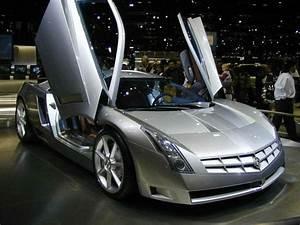 2018 Cadillac Cien Supercar Concept