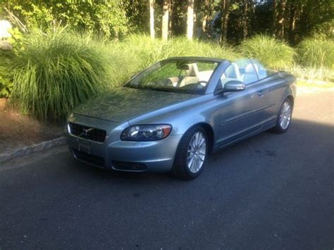 purchase   volvo   convertible turbo  owner