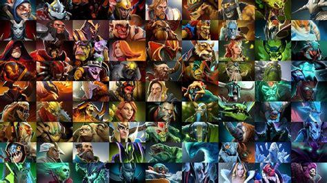 dota  breakdown   current  popular heroes zbt