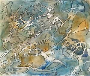 Grow Creative Blog: Abstract Watercolor Tutorial