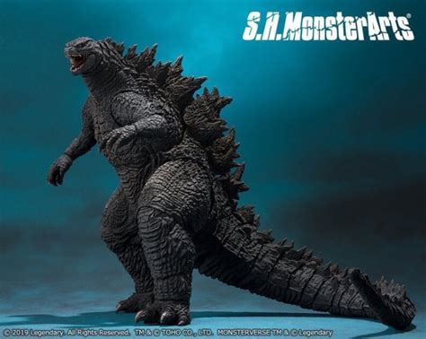 King Of The Monsters Toys Reveal Creature Design