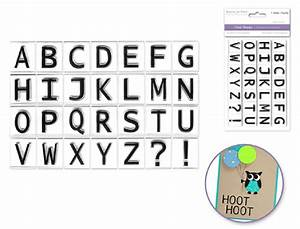 forever in time clear cling rubber stamp alphabet capital With cling letters