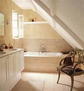 salle de bain leroy merlin 20 photos With salle de bains mansardee