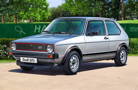 Revell Shop  Vw Golf 1 Gti  Revell Shop