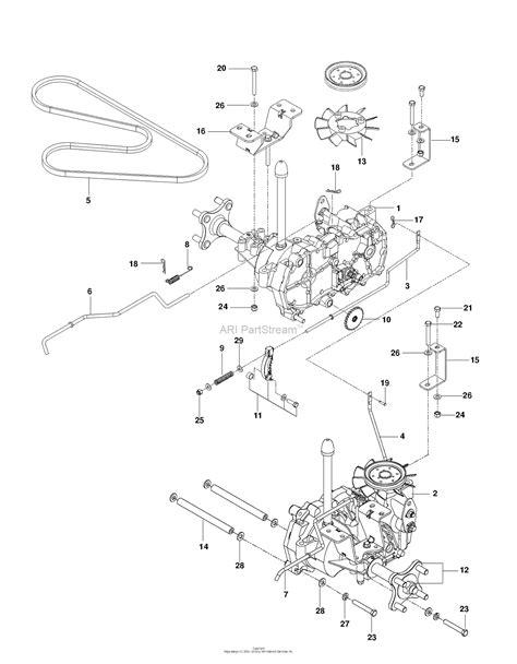 Husqvarna Parts Diagram For