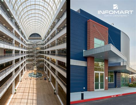 infomart data centers  packetfabric collaborate