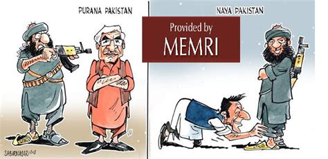 Liberal Pakistani Cartoonist Sabir Nazar Offers Satirical