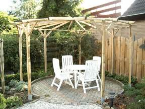 Image of: Circular Pergola 4m Diameter Considerations On Choosing The Safest Carport Designs