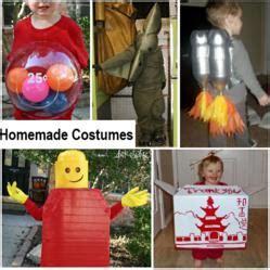 Kids Activities Blog is Taking Homemade Halloween Costumes ...