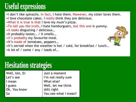 adjectives describing food radix tree