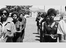 Women in the Black Panther Party The Black Panthers