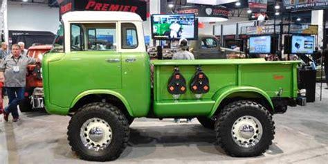 1958 Forward Control Fc-170 Jeep