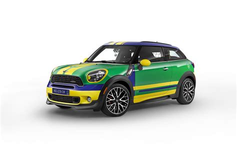 2018 Mini Paceman Goalcooper Wallpaper Hd Car Wallpapers