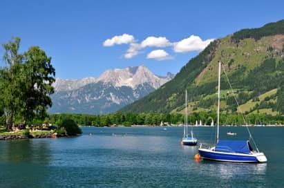 Boat Trip Zell Am See by School And College Trips And Tours To Salzburg Nst