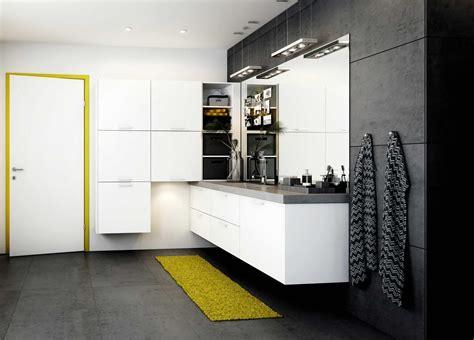 Modern Bathroom Themes by Modern Bathroom Decoration Ideas With Black White
