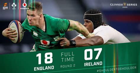 England v Ireland: Autumn Nations Cup – live! | Sport ...