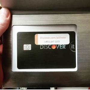 Black DISCOVER IT Card - myFICO® Forums - 4866763