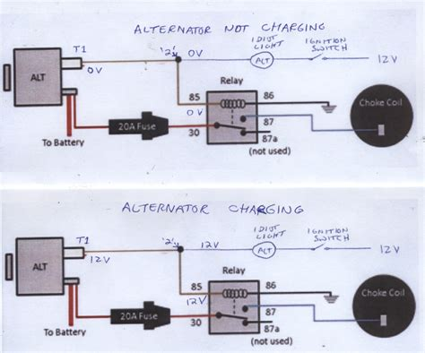 Gy6electric Choke Wiring Diagram by Gm Electric Choke Wiring Diagram Wiring Diagram