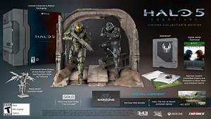 Halo 5 Guardians Limited Collector39s Edition For Xbox One