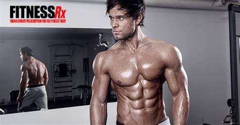 men concerned  body image fitnessrx  men