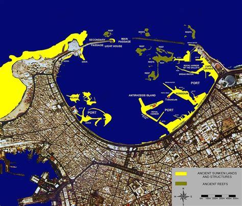 franck goddio projects sunken civilizations alexandria