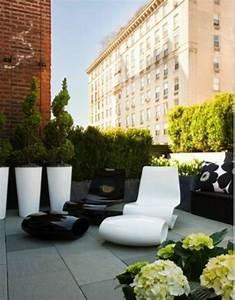 Decoration De Terrasse : d coration terrasse exterieure moderne ~ Teatrodelosmanantiales.com Idées de Décoration