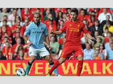 Liverpool 2 Manchester City 2 player ratings Daily Mail