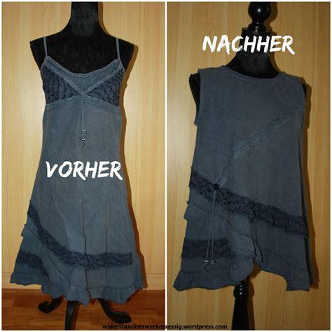 Aus Alten Kleidern Neue Machen by Redesign Neues N 228 Hen Aus Alten Kleidern Nachgemacht