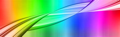 Banner with colorful spiral free image download