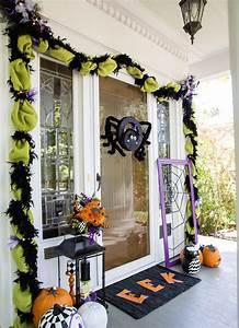 28, Spooky, Front, Door, Halloween, Decoration, Inspirations