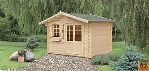 Abri De Jardin En Kit : kit chalet bois de jardin 14 m sans permis de construire ~ Dailycaller-alerts.com Idées de Décoration