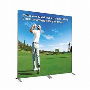 Cadre Photo Sur Pied : cadre tissu tendu 200 cm soli 39 expo ~ Teatrodelosmanantiales.com Idées de Décoration
