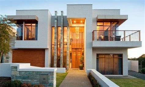 model desain rumah minimalis  lantai