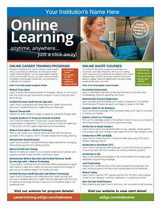 Blended Flyer: Long and Short Courses