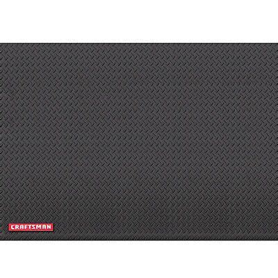 black kitchen craftsman anti fatigue workshop mat black garage