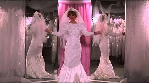 wedding singer wedding dress montage youtube