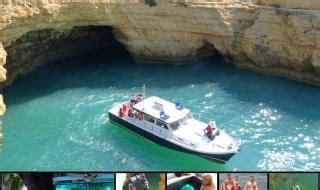 Glass Bottom Boat Quarteira by Vilamoura Guide