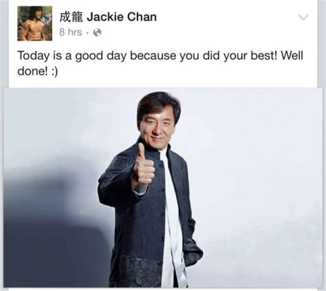 R Wholesome Memes - jackie chan is right wholesome memes know your meme