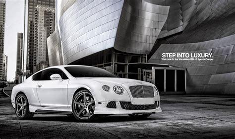 2012 Vorsteiner Bentley Continental Gt Br-10 With New