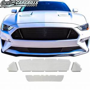 Custom Mesh Grills for Ford Mustang by customcargrills.com