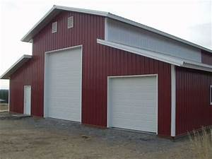 40 x 60 pole barn home designs 30x40 pole barns kits hd With 40x60 metal building kit