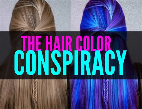 color conspiracy the hair color conspiracy holleewoodhair