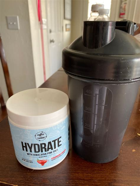 A major reason why people drink coffee is for its. HYDRATE with Himalayan Sea Salt is the newest addition to ...