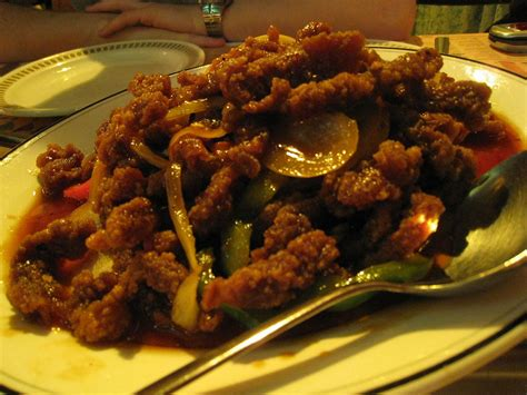 ginger beef wikipedia
