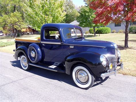 Custom 1958 Ford Truck